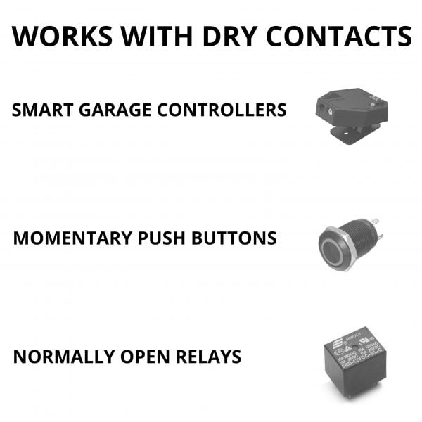 Dry Contact Examples